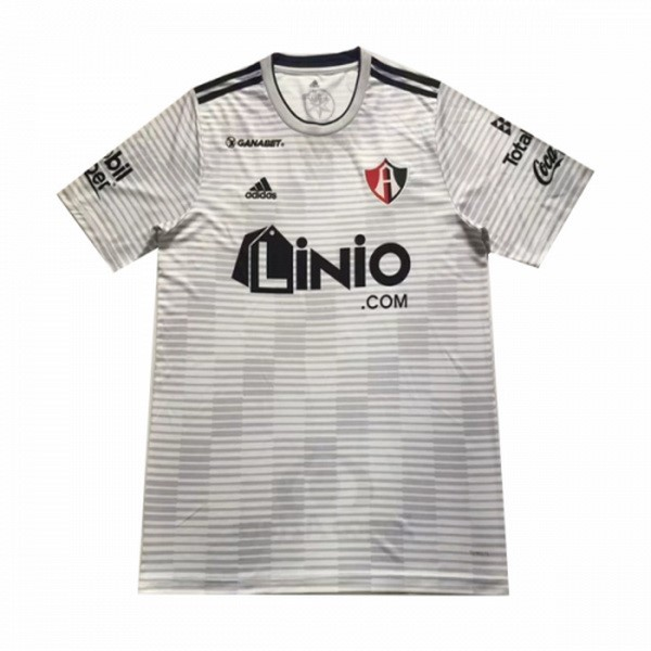 Camiseta Atlas FC Replica Segunda 2018-19 Blanco